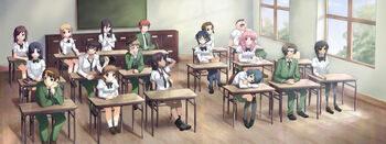 Class 3-3 early