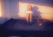 Hanako alone