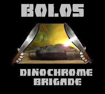 Bolo Military Patch b