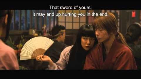 "Rurouni Kenshin ""Samurai x"" Live-Action Movie Official Trailer (English Subbed)"