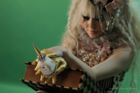 Tea Party - Behind the Scenes (12)