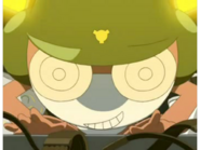 Tororo looking malicious