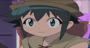 Koyuki's Peter Pan a tale of terror costume