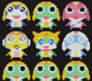 Keroro Pop Star