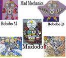 Madodo Mechanism