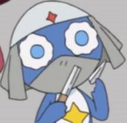 Doror's sword broke and he is now sad