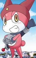 Shin Keroro G-style flash