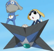Dororo's transportion is epic