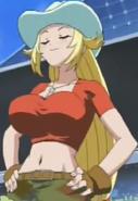 Melody Honey in Arcade Fubiki