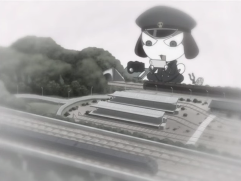 File:Chibi Giro with his train.png