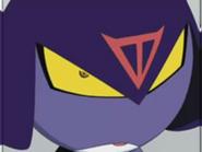 Garuru loooking suspisious