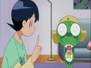Fuyuki's sixth finger