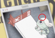 Keroro's star is missing again