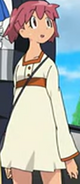 Natsumi's dress and purse