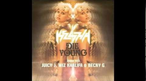 "Ke$ha - ""Die Young"" Remix (feat"