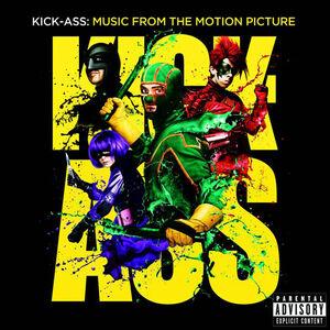 Kick-ass album artwork