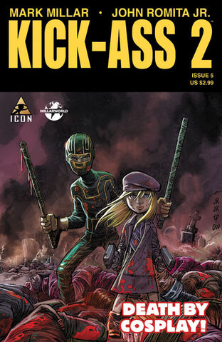 File:Kick-Ass 2 Issue 5 Cover.jpg