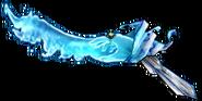 Aquarius blade