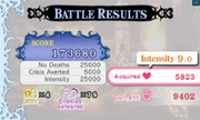 Battle Results