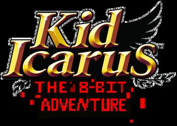 8-Bit Adventure Title