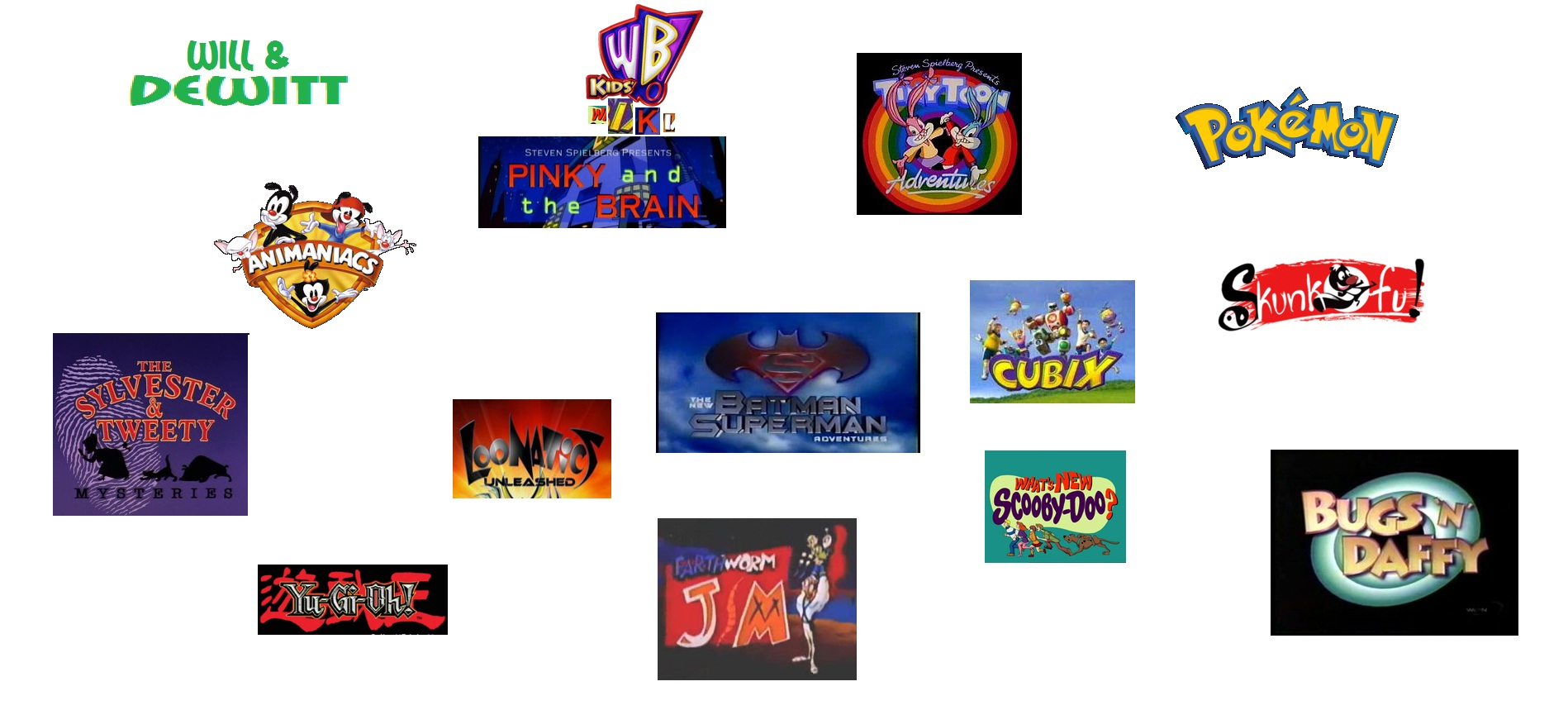 List Of Kids Wb Shows