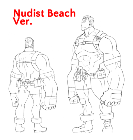 File:Ira Gamagōri body (Nudist Beach sketch).png