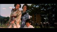 Sayo and Shiro Theatened