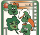 Quadruple Lucky Clover