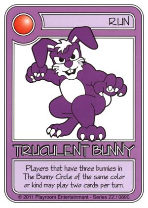 0890 Violet Truculent Bunny-thumbnail