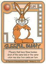 012 Orange Gleeful Bunny-thumbnail
