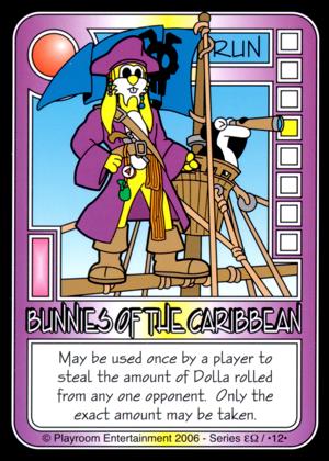 Omega 12 - Bunnies Of The Caribbean-thumbnail
