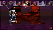 KI 1994 character select screen