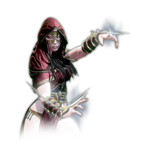 Killer Instinct - Sadira
