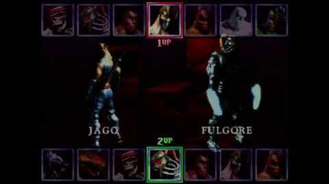 Killer Instinct - Unused Character Select Music 1994 (Robin Beanland)
