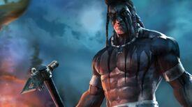 Thunder Costumes Cropped Hero-hero