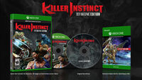 Killer Instinct Definitive Edition Collection