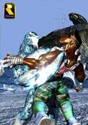 Killer Instinct 2 Glacius