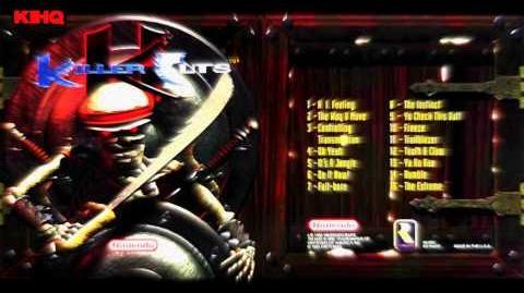 Killer Cuts Controlling Transmission - Glacius Theme HD