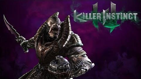 General Raam's Theme (Fully Edited) Killer Instinct Season 3