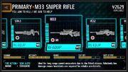 M33 Sniper