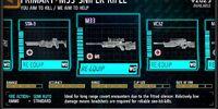 M33 Sniper Rifle