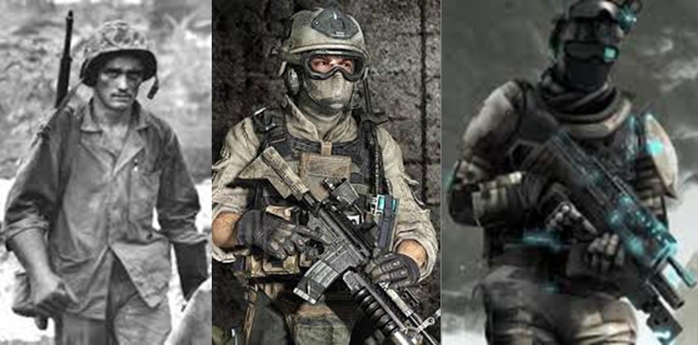 Image soldier evolution png killzone wiki fandom powered by wikia