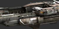 Helghast Assault Boat