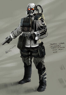 Helghast Tendon Cobar4
