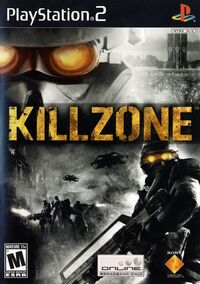 Killzone (PS2) Cover