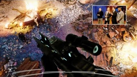PlayStation 4 Demo of Killzone Shadow Fall