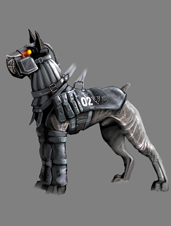 Guard Dog Killzone Wiki Fandom Powered By Wikia