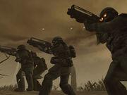 Killzone 1 helghast