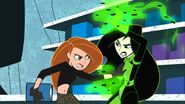 ES - Kim fighting Shego