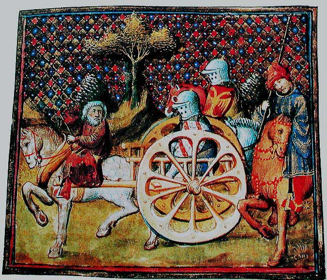 a review of chretien de troyes the knight of the cart Sir lancelot stars in the knight of the cart, and the plot surrounds his journey to   chrétien de troyes began his definitions of chivalry and courtly love through.